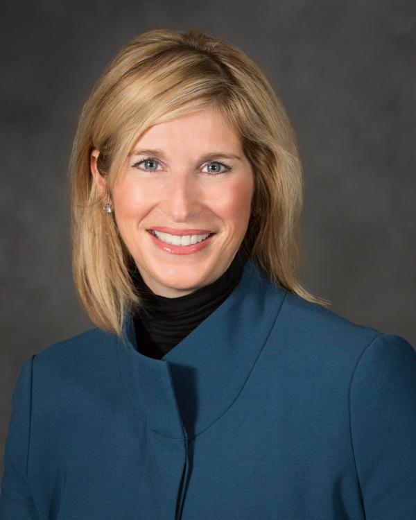 Stacey Eisen, Senior Vice President, Global Communications, and President, Baxter International Foundation